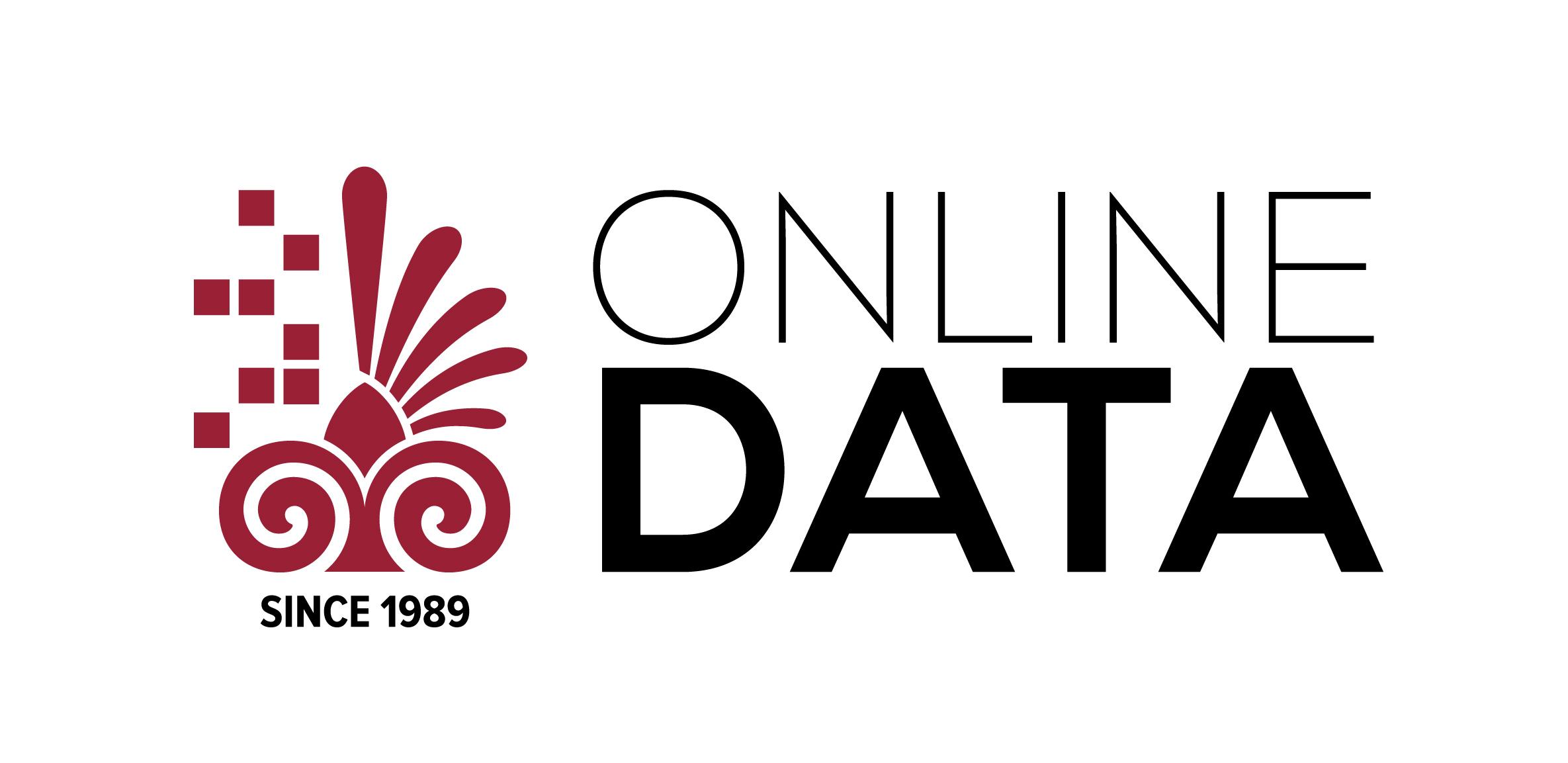online data